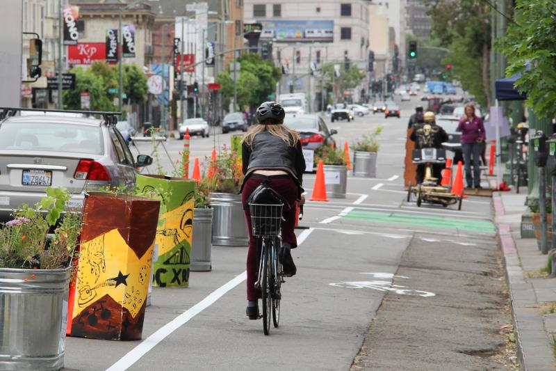 Telegraph Avenue Street Campaign | Bike East Bay