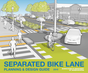 Massdot Separated Bike Lane Planning And Design Guide