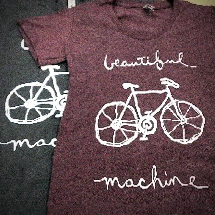 Beautiful Machine T-shirt