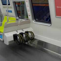 Redesign for New BART Cars: Ask Board to Maximize Bike Space