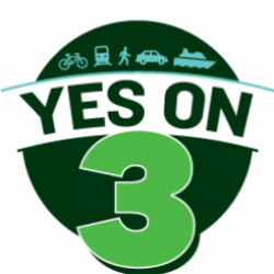 Vote Yes on Measure RM3, Bridge Tolls to Fund Transit, Walking, Bicycling