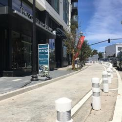 Not Business-As-Usual Bike Lanes
