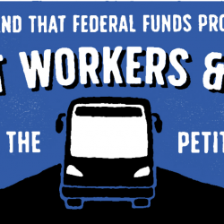 Protect Transit Workers and Riders
