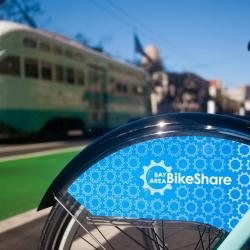 MTC Issues Call for Bike Share Capital Projects