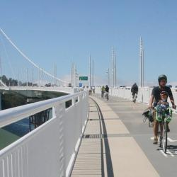 Caltrans Listened: Bay Bridge Bike Path Will Open Weekdays