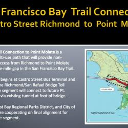 Castro Street to Point Molate Bay Trail Connection Community Workshop