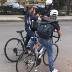 Open letter: Bike, pedestrian advocates ask city to stop 'misguided' enforcement
