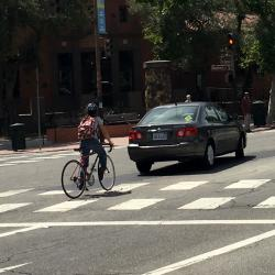 Clever Design Brings Protected Intersection to Berkeley