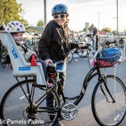 Survey Says: Bike to Work Day Closes Gender Gap