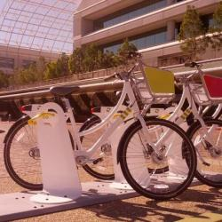 BRite Bikes: Bikeshare in the East Bay's Bishop Ranch
