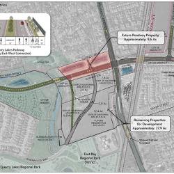 New Twists in Union City's East West Connector
