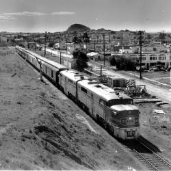 Santa Fe Rail History Tour: Self-Guided Ride