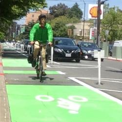 Protected Bikeway Network Developing in Berkeley