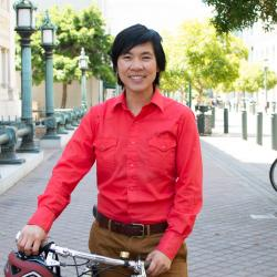 Bike East Bay Names Ginger Jui as Next Executive Director