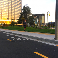 Ready for More Lake Merritt Cycle Track?