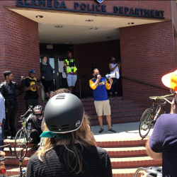 In Oakland: Crashes & Fatalities are Down, Racist Enforcement Remains