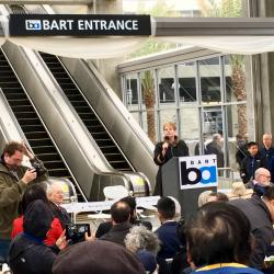 BART to Warm Springs Opens