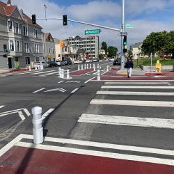 Intersections Revamped in Oakland