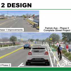Ask Hayward Council to support protected bike lanes