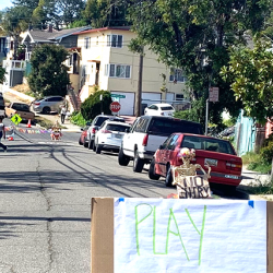 Slowing More Streets in the East Bay