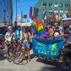 Celebrating Oakland Pride
