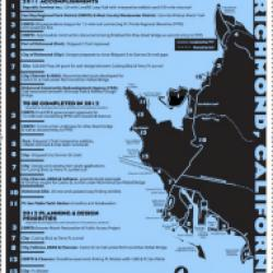 4 more miles for the Richmond Bay Trail in 2011: 8 new projects for 2012