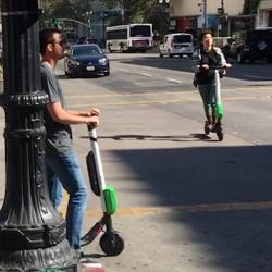 Ready to Share? Scooter and Bike Share expanding in the East Bay.