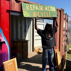 Scraper Bike Shed Expands