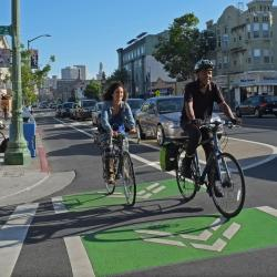 Telegraph Ave Bike Lanes: Happy 3 Month Birthday!