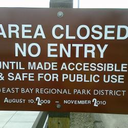 EBBC voices concern on MLK shoreline trail closure