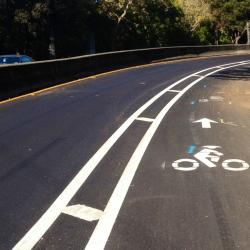 A Bikeway Forward for Tunnel Road