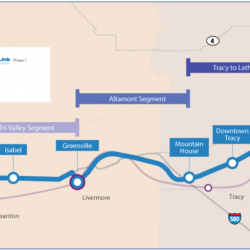 New Rail to Connect East Bay & Central Valley