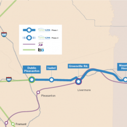 Valley Link Rail Project Under Design