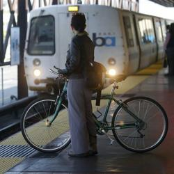 BART + Bike East Bay Theft Prevention Program