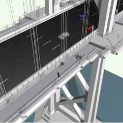 Bay Bridge West Span Design Options Unveiled