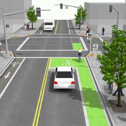 Green Bikeways for Hearst: Updates from the City of Berkeley