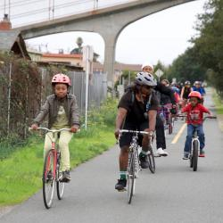 Richmond and Ohlone Greenways Connected At Last