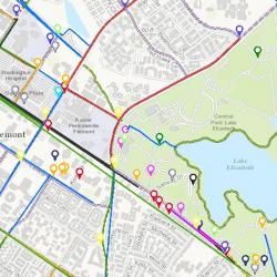 Tell the City: Where are the Bike Issues in Fremont?