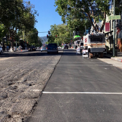 Another Mile of Smooth Lanes on Telegraph Avenue