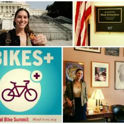 Report from the National Bike Summit