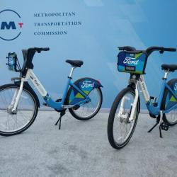 Sponsor Announced for Bay Area Bike Share
