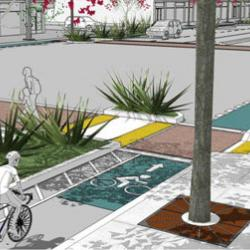 Protected Bike Lanes for San Pablo