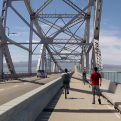 Richmond-San Rafael Bridge Bike Path approved