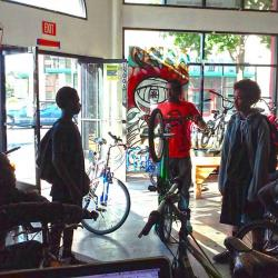 Rich City Rides's Update: New Shop a Success