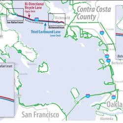 Big News on the Richmond/San Rafael Bridge