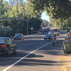 Moraga Road Bike Lanes Approved
